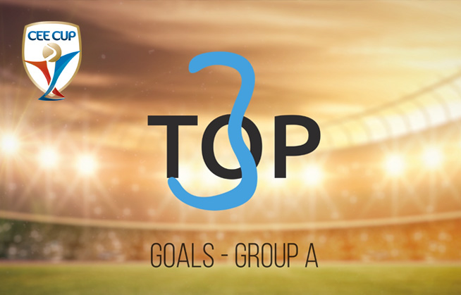 [BEST-GOALS] CEE Cup 2017: Group A
