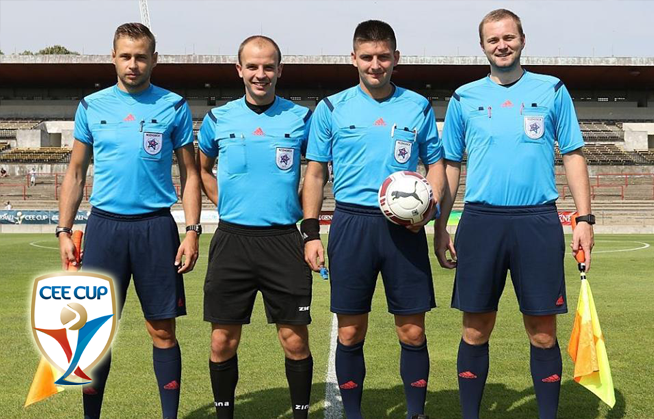 Unique project invites referees from Iceland and Gibraltar