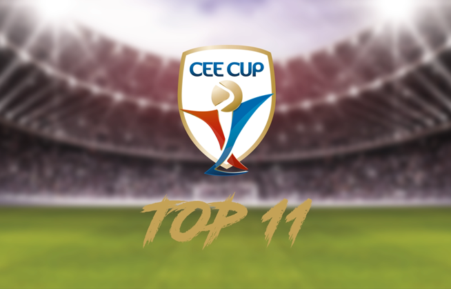 TOP11 CEE Cupu: Dva slávisté na jednoho sparťana