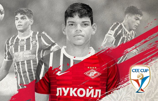 Spartak Moscow acquired the CEE Cup finalist!