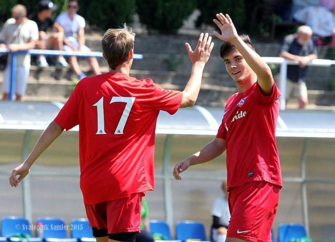 Nejlepší momenty GCC2015: Na hru AS Trenčína zase byla radost pohledět