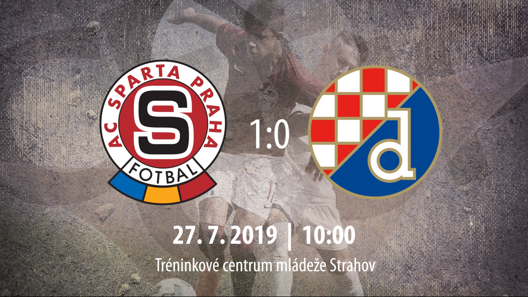 [HIGHLIGHTS] CEE Cup 2019: AC Sparta Praha vs GNK Dinamo Zagreb 1-0