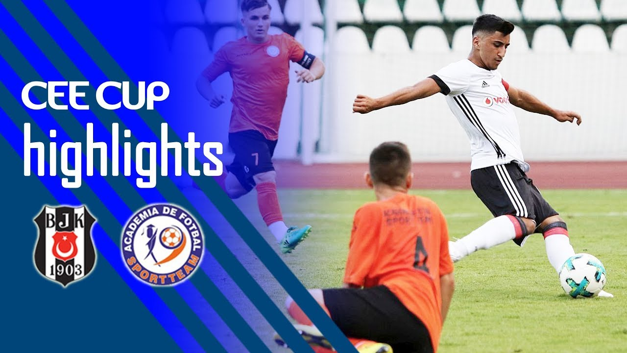 [HIGHLIGHTS] CEE Cup 2018: Beşiktaş JK vs Academia Sport Team 1-0
