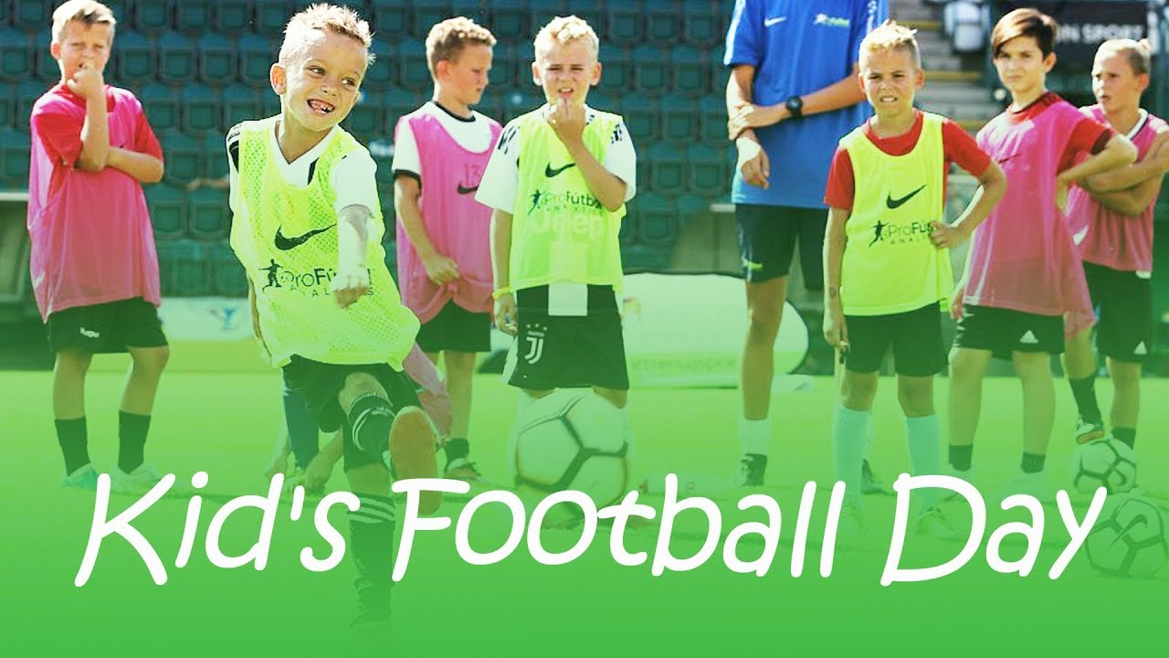 Kid's Football Day 2018
