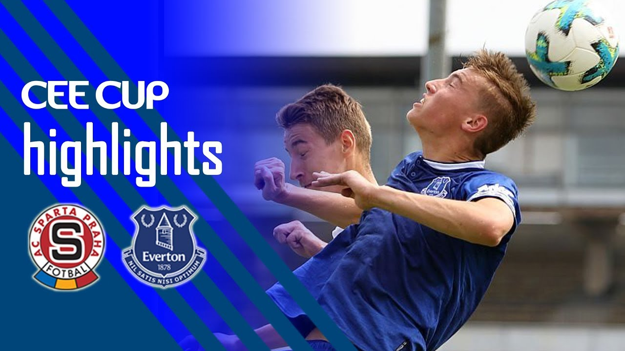 [HIGHLIGHTS] CEE Cup 2018: AC Sparta Praha vs Everton FC 1-0