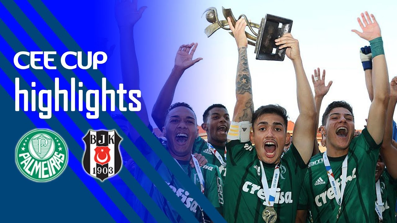 [HIGHLIGHTS] CEE Cup 2018 - Final: SE Palmeiras vs Beşiktaş JK 4-0