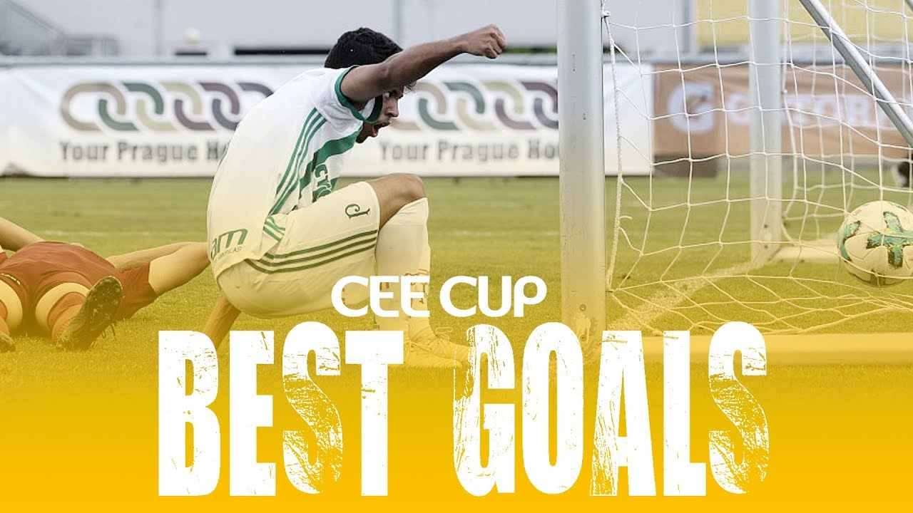 [BEST-GOALS] CEE Cup 2018: Group A