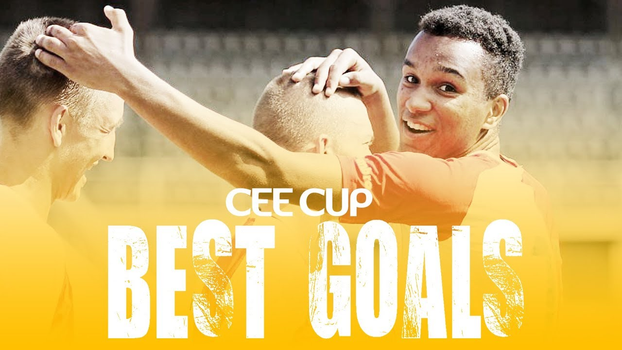 [BEST-GOALS] CEE Cup 2018: Group B
