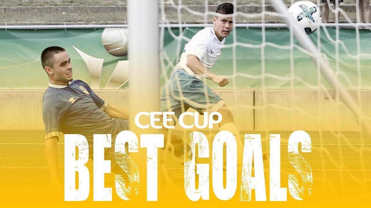 [BEST-GOALS] CEE Cup 2018: TOP3